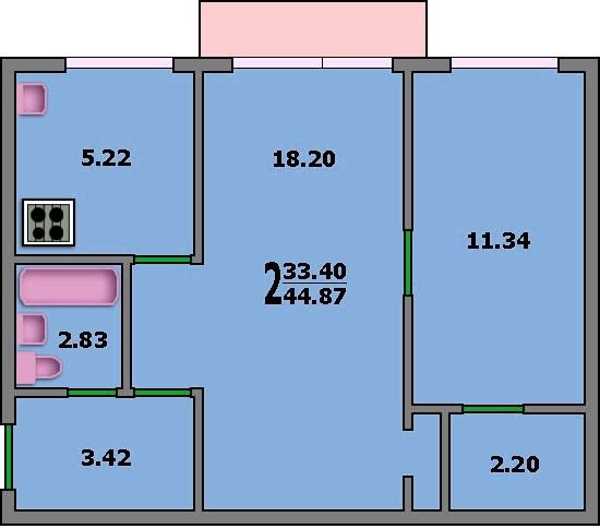 Перепланировка квартиры шаг за шагом: законно и не очень