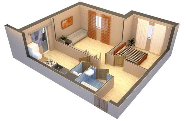 Покупка квартиры: выбираем планировку