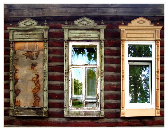 Эволюция оконного стекла