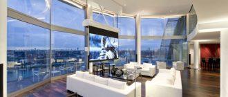 Пентхаусы и дорогие квартиры