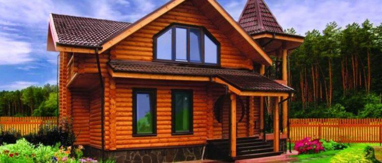 Деревянные дома: обзор 5 проектов