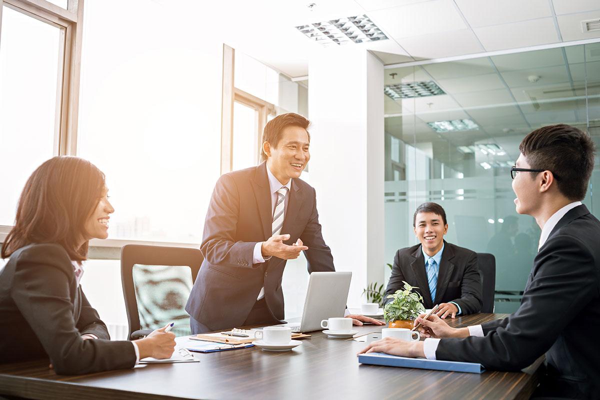 Для чего предпринимателю нужен офис?