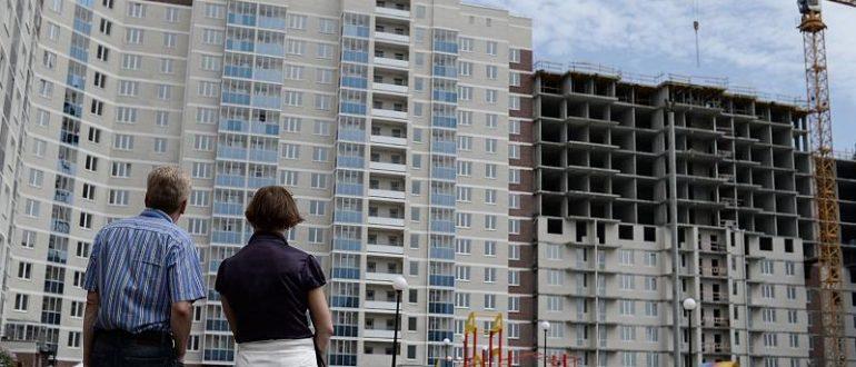 Плокупая квартиру в Москвоской новостроке