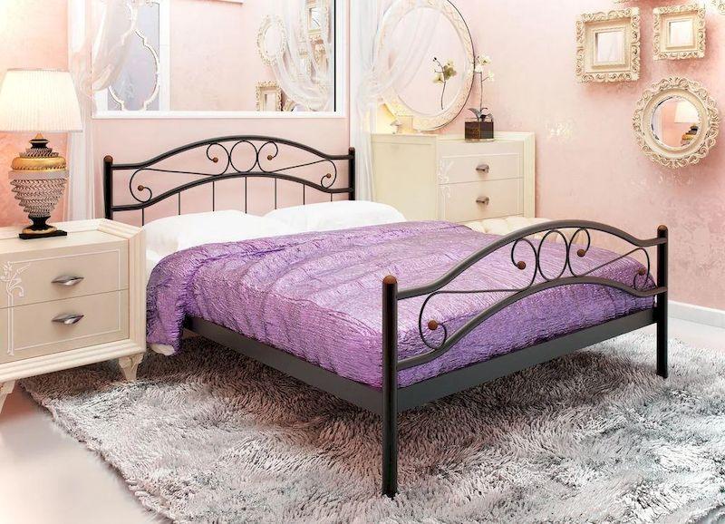 Купить железную кровать - Berloni