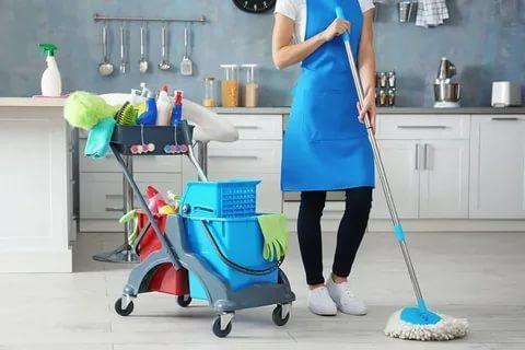 Уборка – лучший способ привести жизнь в порядок