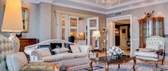 Преимущества проживания в элитной квартире с отделкой